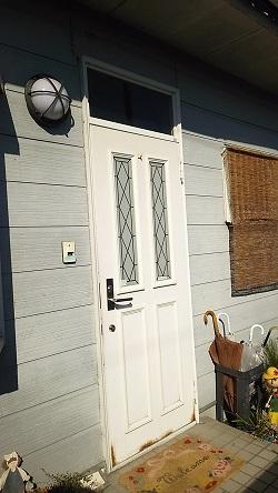 リフォーム玄関ドア4 施工例