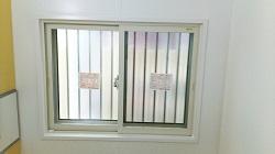 浴室内窓設置2 施工例