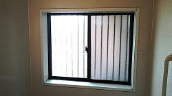 浴室内窓設置2ブラインドイン 施工例